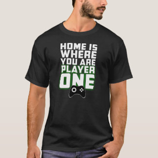 Home Is Where Your Hard Drive Is T-Shirt