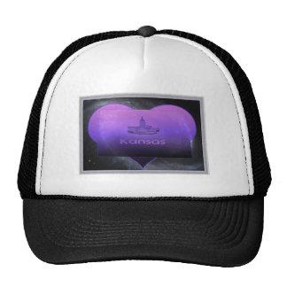 Home Kansas Mesh Hat