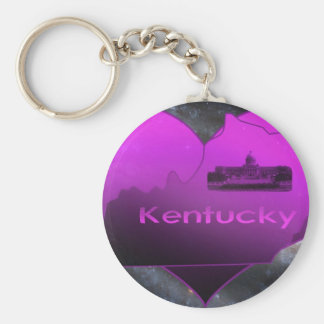 Home Kentucky Key Ring