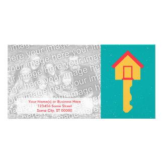 home key photo cards