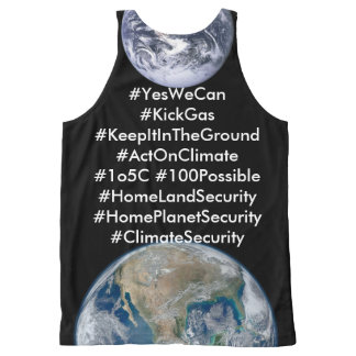 HOME/LAND/SECURITY All-Over PRINT TANK TOP
