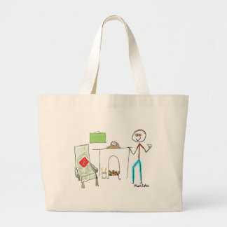 Home Large Tote Bag