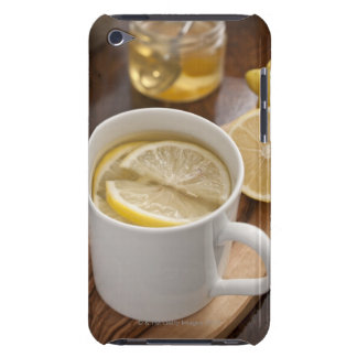 home made cold and flu remedy; lemons and honey iPod touch Case-Mate case