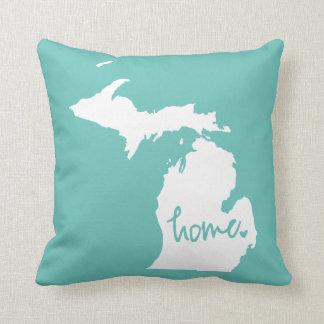 Home Michigan Custom Color Cushion