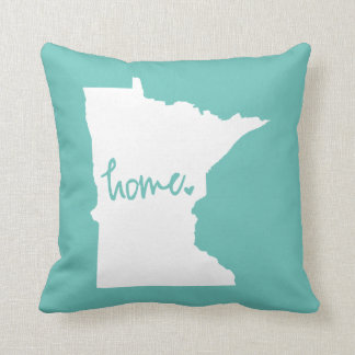 Home Minnesota Custom Color Cushion