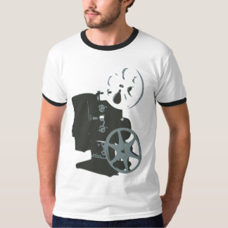 HOME MOVIE projector T-Shirt