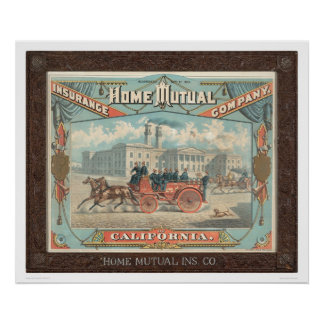Home Mutual Insurance Company of California (1307) Poster