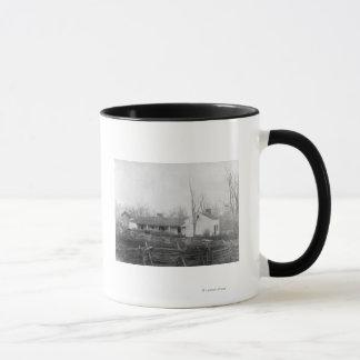 Home of Outlaw Jess James Photograph Mug