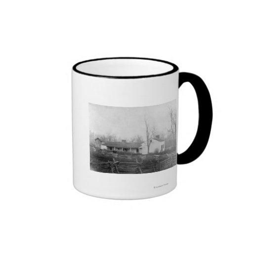 Home of Outlaw Jess James Photograph Coffee Mug