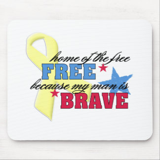 Home of the Free Mouse Pads