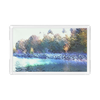 Home of the Kingfisher Acrylic Tray