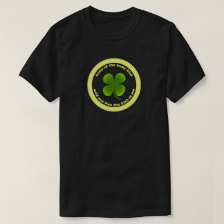 Home of the Lucky Irish T Shirts