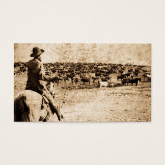 Home on the Range Business Card