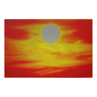 Home or Office Unique Sunset Wall decor
