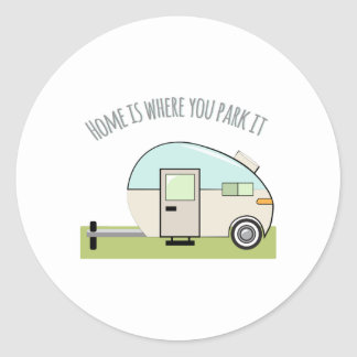 Home Park Stickers