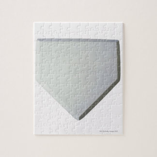 Home plate jigsaw puzzle