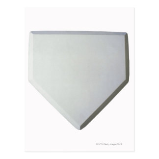 Home plate post cards