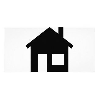 Home real estate picture card