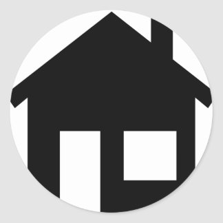 Home real estate stickers