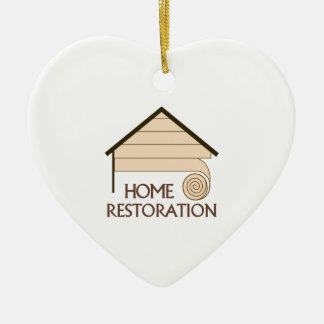 HOME RESTORATION CHRISTMAS TREE ORNAMENTS