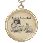 Home Schooled Clothing and Gifts Pendants