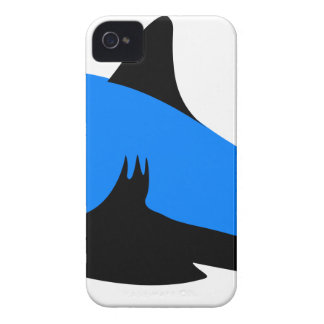 Home shark Office custom personalize business iPhone 4 Case-Mate Cases