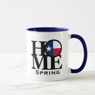 HOME Spring Texas Mug