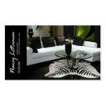 Home Stager Interior Designer Pack Of Standard Business Cards