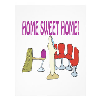Home Sweet Home 21.5 Cm X 28 Cm Flyer