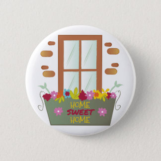 Home Sweet Home 6 Cm Round Badge