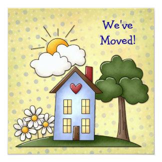Home Sweet Home Announcement Card