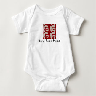 Home Sweet Home Baby coverall Baby Bodysuit
