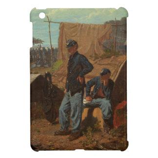 Home, Sweet Home, c.1863 (oil on canvas) iPad Mini Covers