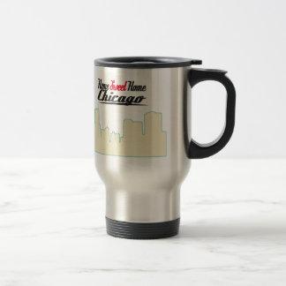 Home Sweet Home Chicago Coffee Mug