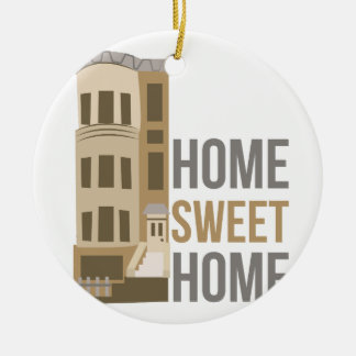 Home Sweet Home Christmas Ornament