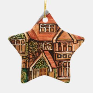 Home sweet home christmas ornament