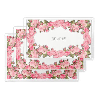 Home Sweet Home Collection Acrylic Tray