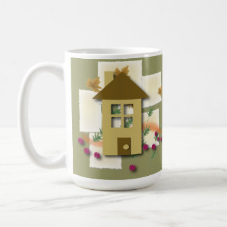 Home Sweet Home Cup Basic White Mug