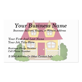 Home Sweet Home - Daytime Pack Of Standard Business Cards