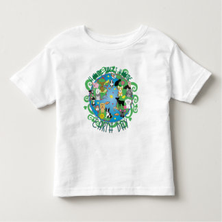 Home Sweet Home Earth Day Animals Shirt for Kids