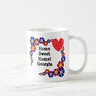 Home Sweet Home Georgia Mugs