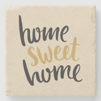 Home Sweet Home -Inspirational Coaster