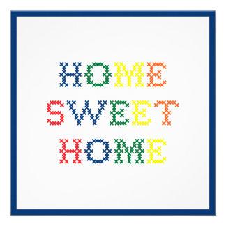 Home Sweet Home Invitations