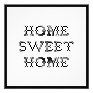 Home Sweet Home Announcements