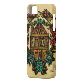 home sweet home iPhone 5 case