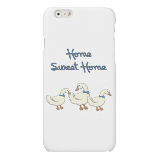 Home Sweet Home Matte iPhone 6 Case