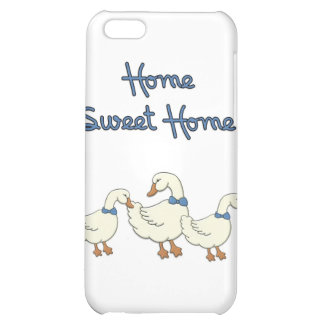 Home Sweet Home iPhone 5C Cases