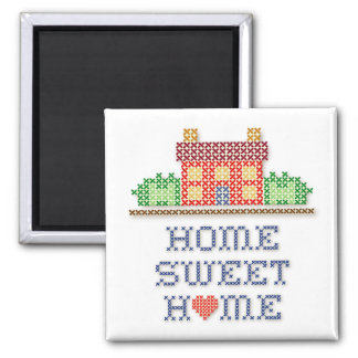 Home Sweet Home Magnet