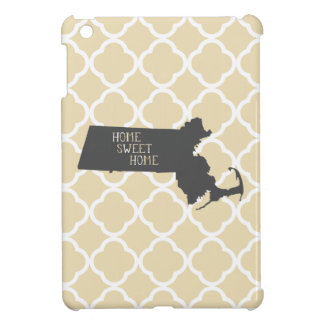 Home Sweet Home Massachusetts Cover For The iPad Mini