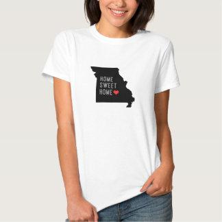 """""""Home Sweet Home"""" Missouri T-Shirt"""